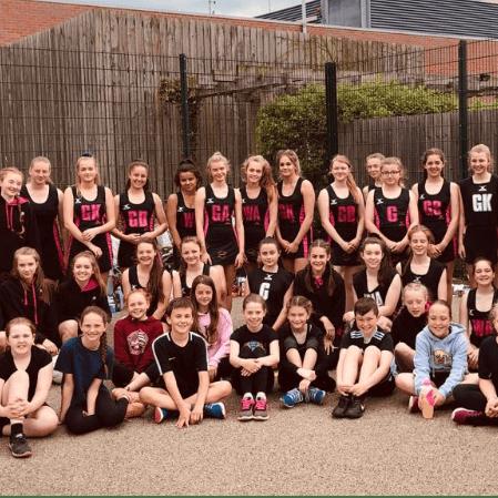 Queenspark Junior Netball Club
