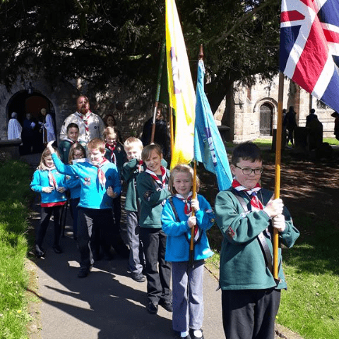 1st Mayfield Scout Group