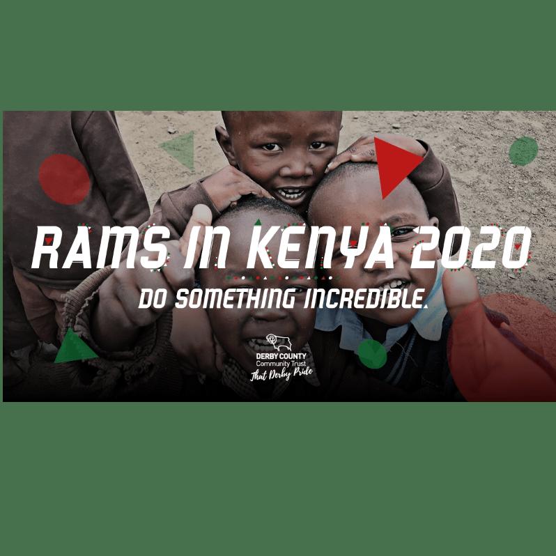 Rams in Kenya 2020 - Lauren Hayes