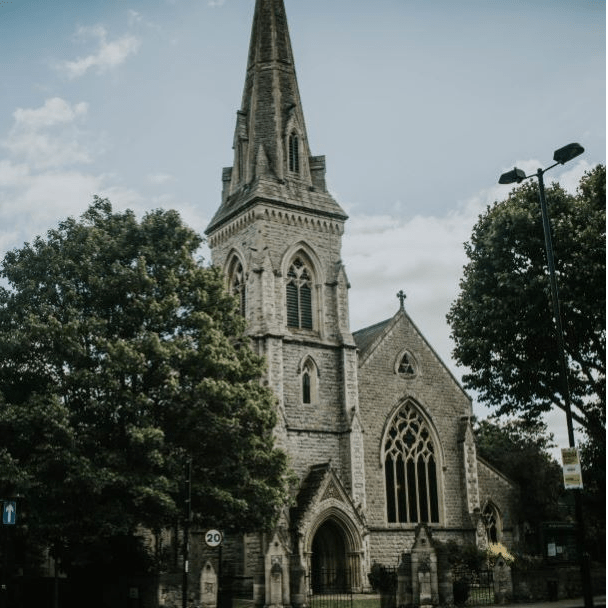 St Luke's Church West Holloway