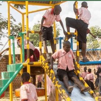 East African Playground Uganda 2021 - Sam Fuller