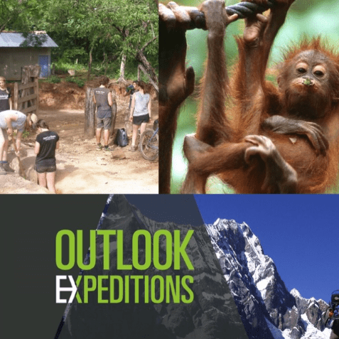 Outlook Expeditions Borneo 2021 - Rosie Ramshaw