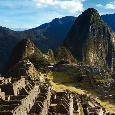 Hope for Children Machu Pichu Trek 2020 - Gabrielle Jones