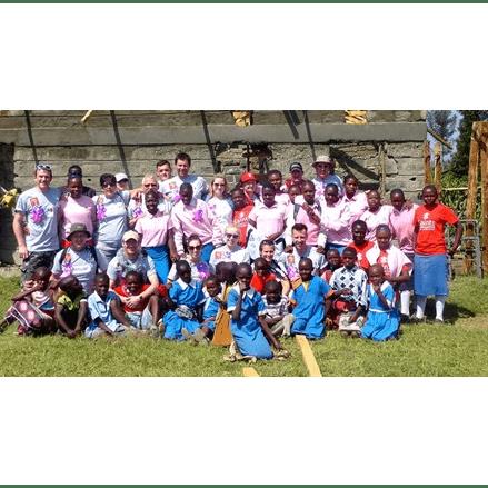 Derby County Community Trust  Kenya 2018 - Nicola Stokes