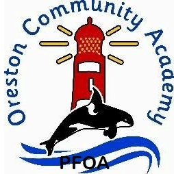 Parents and Friends of Oreston Academy cause logo