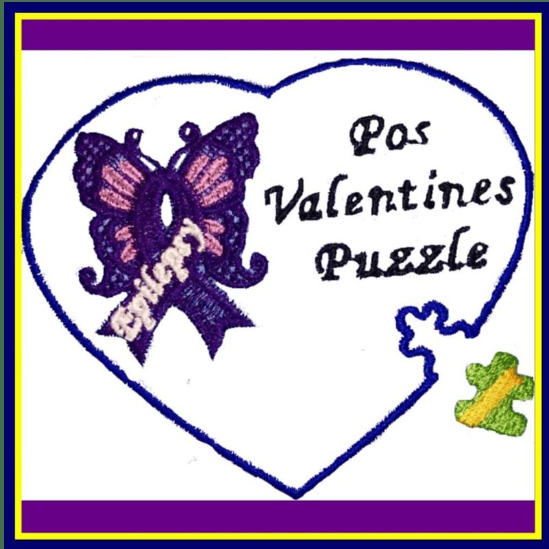 Pos Valentines Puzzle C.I.C