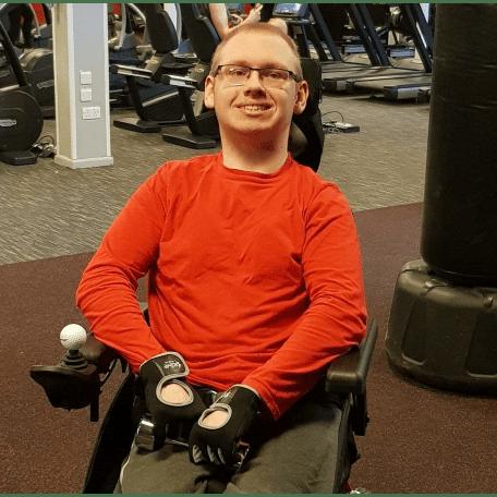 Disability Personal Trainer Funds - Dawid Reszczynski