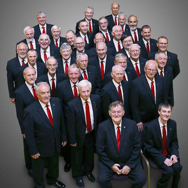 K Shoes Male Voice Choir Kendal