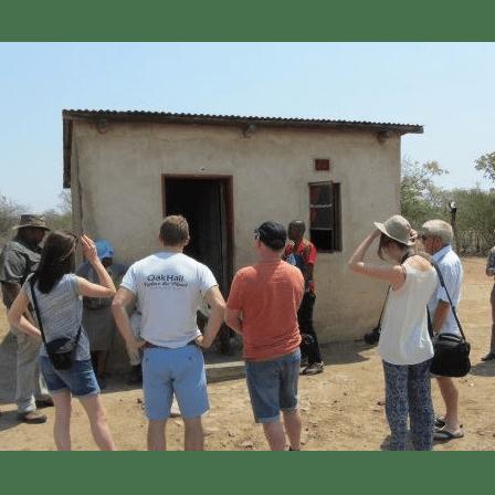 World Challenge Swaziland - Aaron Greentree