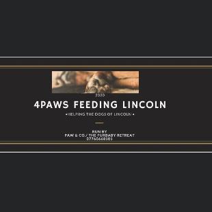 4Paws Feeding Lincoln