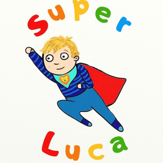 Just4Children-  Super Luca W