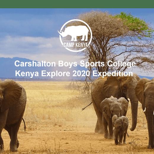 Camps International Kenya 2020 - Emily Pritty