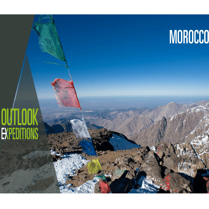 Outlook Expeditions Morocco 2021 - Madeleine Turner