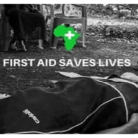 First Aid Africa 2019- Ciara Doheny