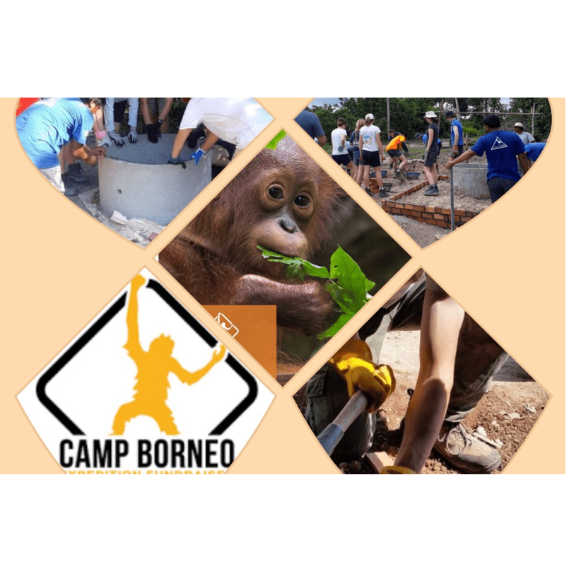 Camps International Borneo 2021 - Shiv Patel