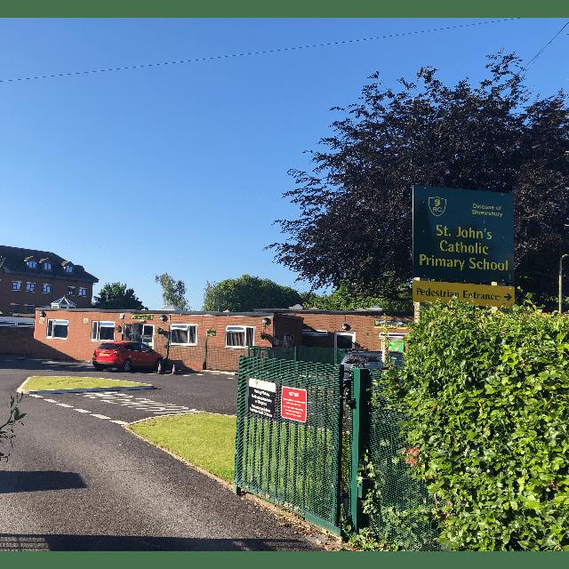 St Johns Roman Catholic School Funding new school nursery