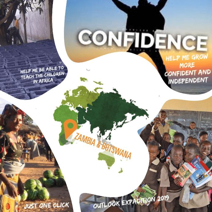 Outlook Expedition Zambia and Botswana 2018 - Karissa Patel