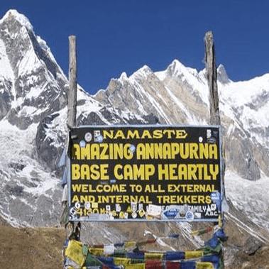 World Challenge Nepal 2020 - Toby Maynard