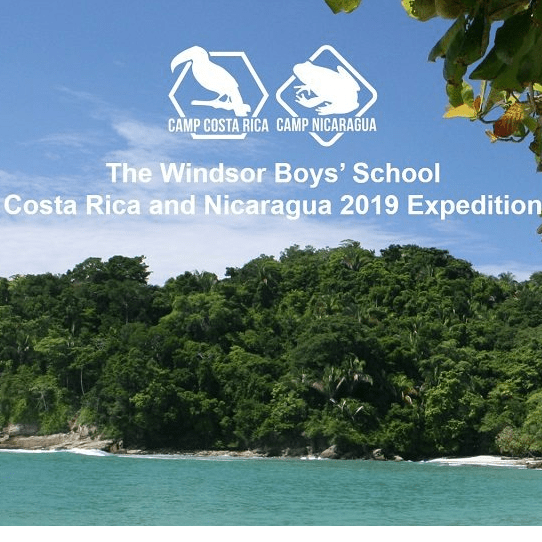 Camps International Costa Rica and Nicaragua - Nicholas Waddington