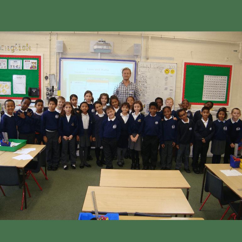 Old Oak Primary School East Acton