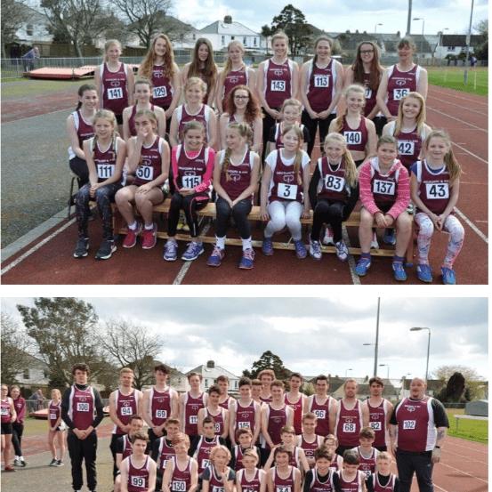 Newquay And Par Athletics Club
