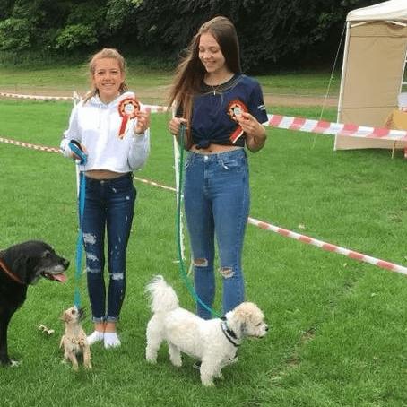 Camps International Tanzania 2019 -  Abbie Stone-Belben and Maggie Ball