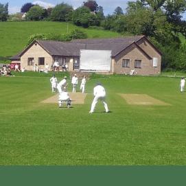Painswick Cricket Club Net Fundraising