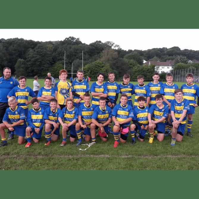 Penallta RFC U16s 2018/19