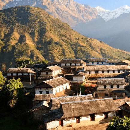 True Adventure Nepal 2019 - Lucy Meadows
