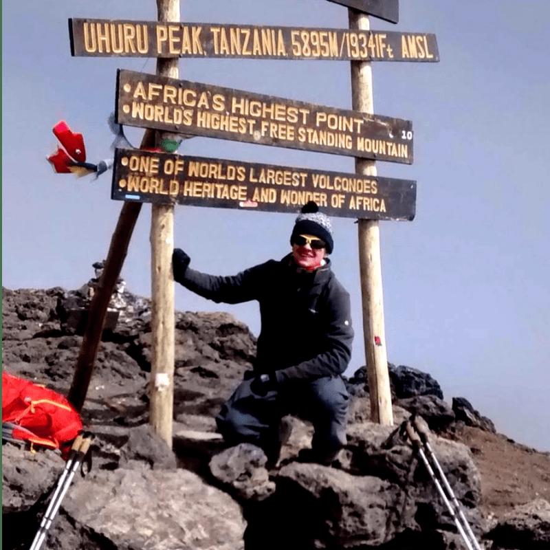 Meningitis Research Foundation - Everest 2018 - Matt Hill