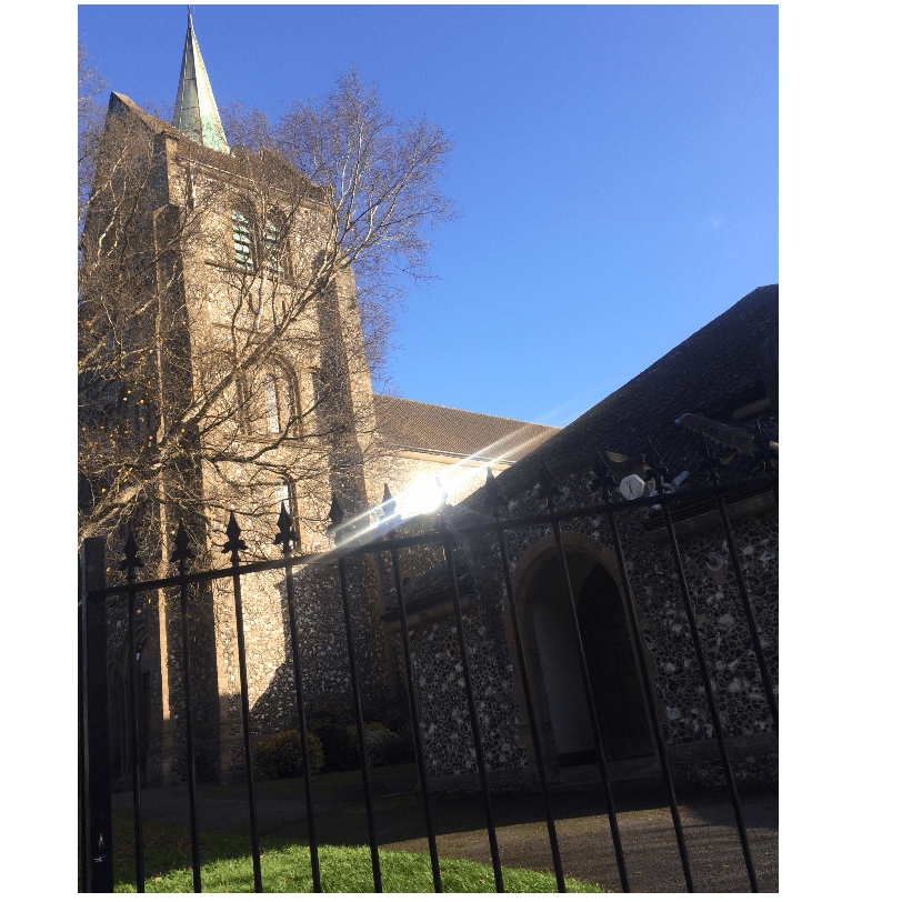 Greyfriars Parish Hall