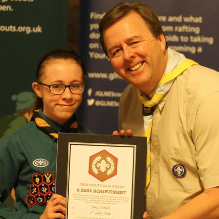 World Scout Jamboree West Virginia 2019 - Amy Tomlin