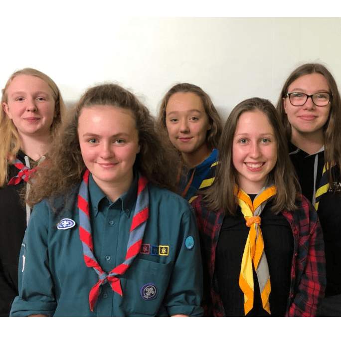 World Scout Jamboree in America 2019 - Lauren Neil
