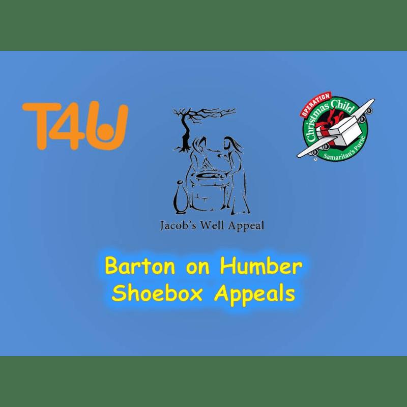 Barton on Humber Shoebox Appeals