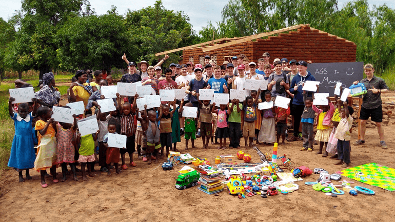 Aylesbury Grammar School Malawi Initiative 2019 - Samuel Small