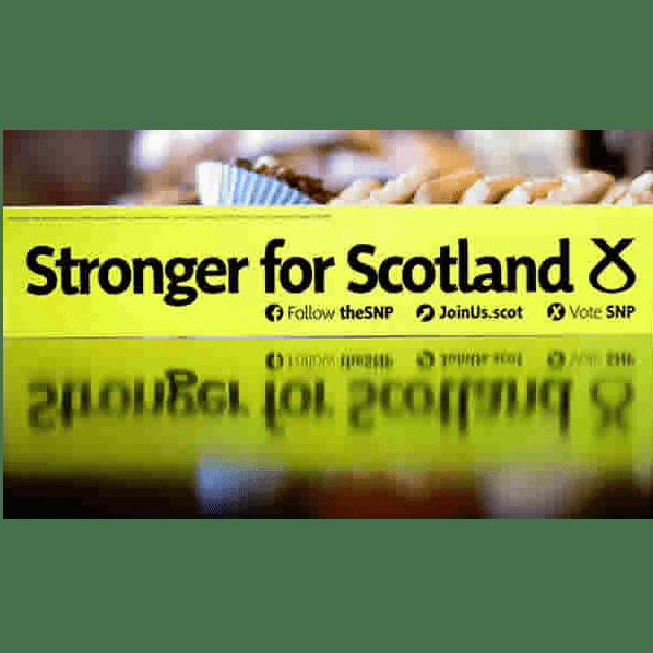 Helensburgh SNP cause logo