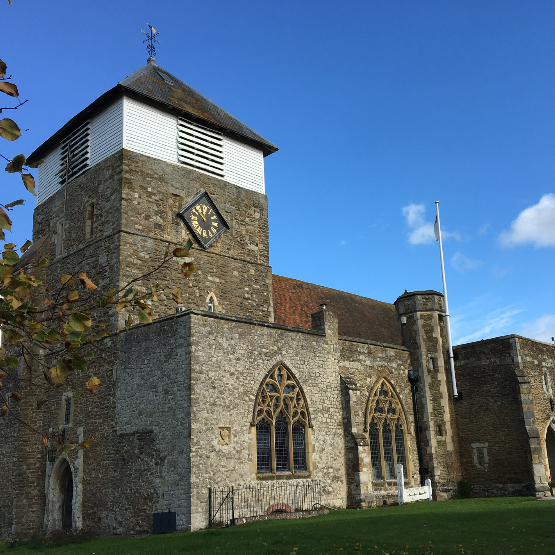 St Michael and All Angels Church, Marden, Kent