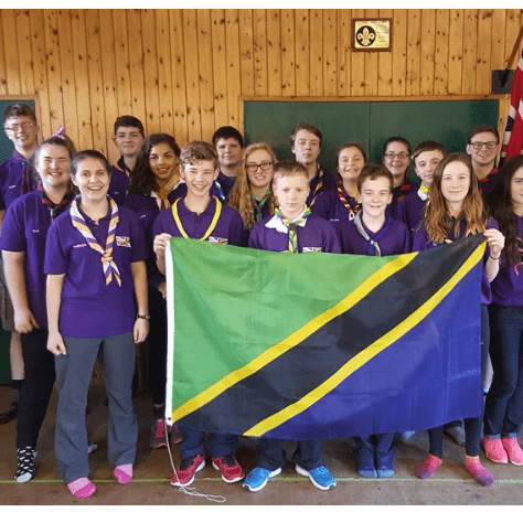 Hampshire Scouts Tanzania 2017 - Kathryn Longstaff