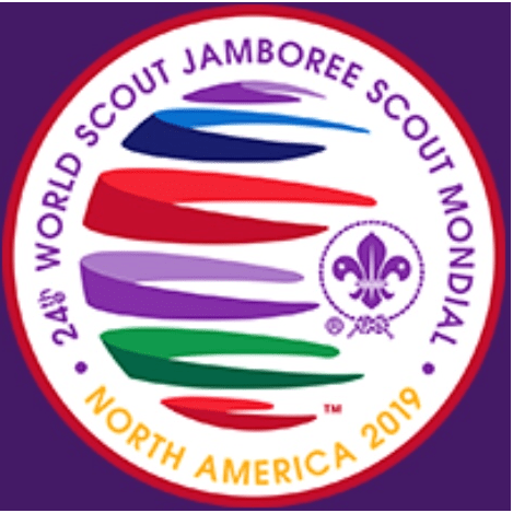 World Scout Jamboree America 2019 - Libby Bridgen