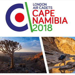 Namibia South Africa 2018 - London Air Cadets