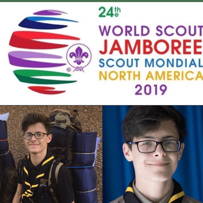 World Scout Jamboree America 2019 - Ryan Kent
