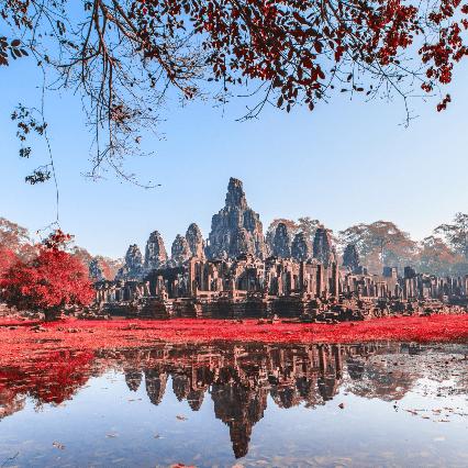 True Adventure Cambodia 2019 - Emma Noon