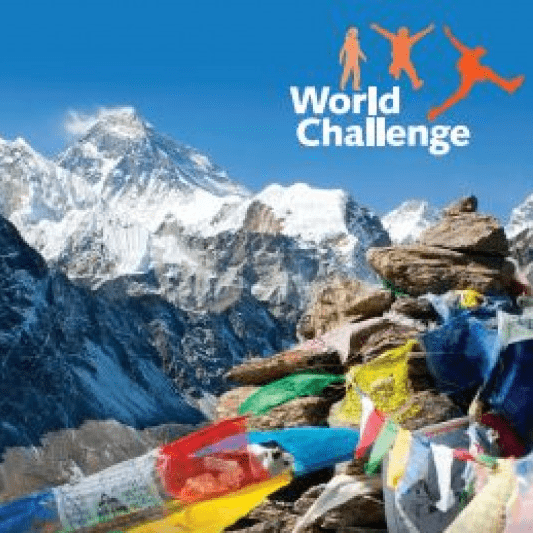 World Challenge Nepal 2020 - Christopher Hall