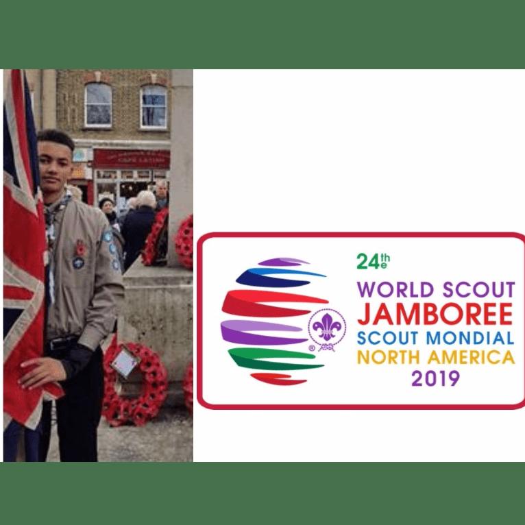 World Scout Jamboree USA 2019 Henry Weiser
