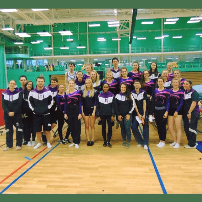 Loughborough Students Trampoline Club