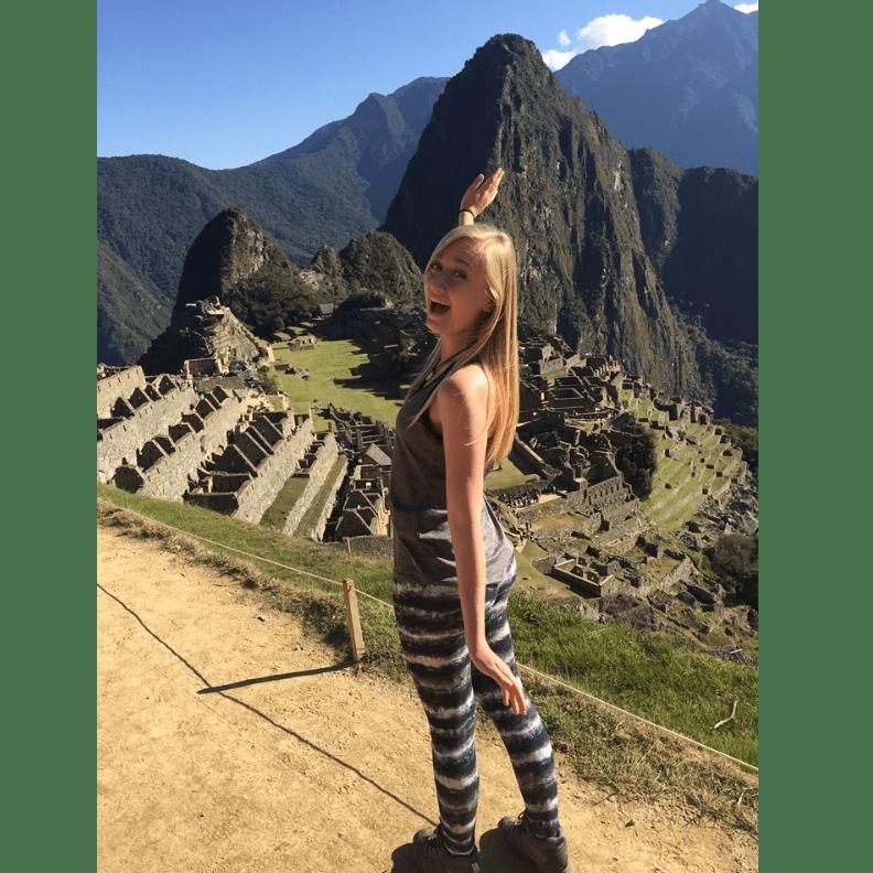 SLV Global Bali 2018 - Lucie Tait