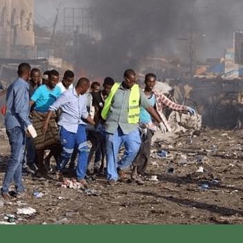 HELP Mogadishu Attack Victims