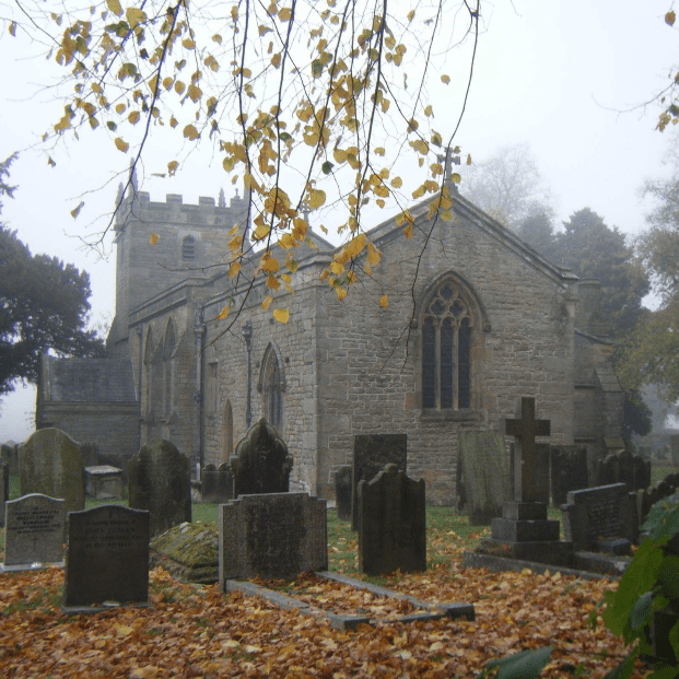 St Anne's Church, Beeley