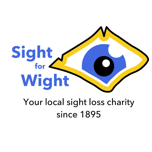 Isle of Wight Society for the Blind cause logo