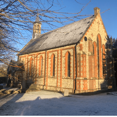 St. Mary Magdalene Church, Flaunden